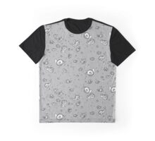Snailstorm - Grey Graphic T-Shirt