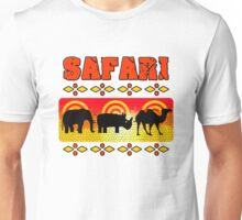 Safari Wild Life Hunt Unisex T-Shirt