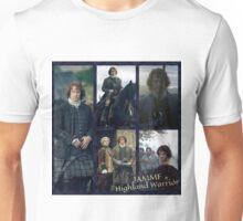 JAMMF/Highland Warrior collage  Unisex T-Shirt