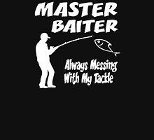 Master Baiter Funny Fishing Unisex T-Shirt