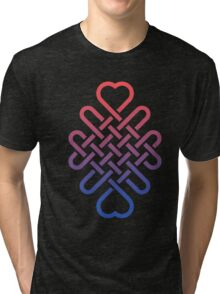 Love Maze Tri-blend T-Shirt