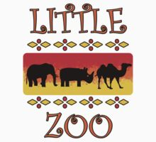 Little Zoo by dejava