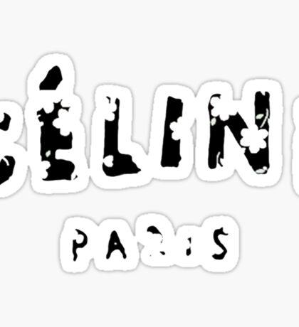 Celine paris Sticker