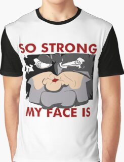 My Face Graphic T-Shirt