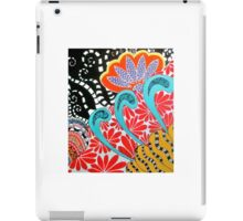 PSYCHO FLOWER iPad Case/Skin