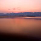 Dusk over Inle Lake by David McGilchrist