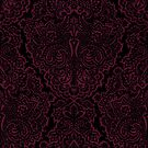 Velvet Wallpaper by Shevaun  Shh!