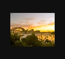 Harbour Bridge at Sunset Unisex T-Shirt