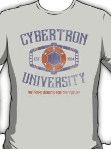Cybertron University T-Shirt