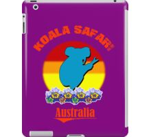 Koala Safari iPad Case/Skin