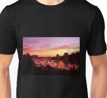 Vibrant Hues in Lavender Bay T-Shirt