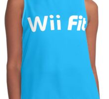 Wii fit Contrast Tank