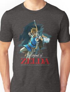 The Legend of Zelda: Breath of the Wild Artwork 3 Unisex T-Shirt
