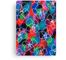 Enjoy Every Color Within You Canvas Print