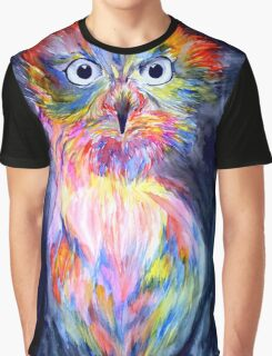 Night Bird Graphic T-Shirt