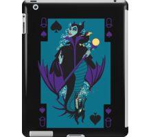MalefiCard iPad Case/Skin