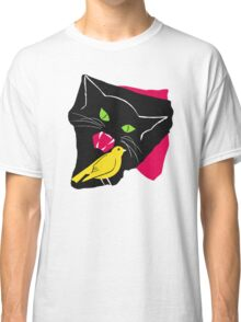 The Cat and the Canary Classic T-Shirt