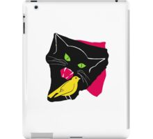 The Cat and the Canary iPad Case/Skin