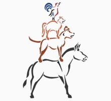 Bremen Town Musicians  by storytelling