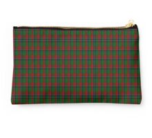 00973 Wilson's No. 195 Fashion Tartan  Studio Pouch