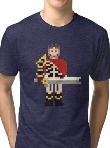 Ostarion the Skeleton King Tri-blend T-Shirt