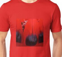 Sturt's Desert Pea Closeup Unisex T-Shirt