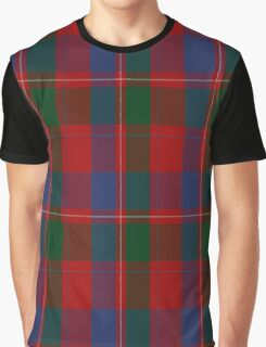 01145 Bienenstich Fashion Tartan  Graphic T-Shirt