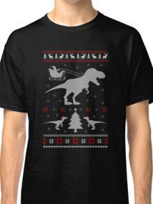Jurassic Park - Ugly Christmas Classic T-Shirt