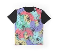 Hibiscus Family #2 by Lenna Graphic T-Shirt