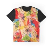 Hibiscus Family #1 by Lenna Graphic T-Shirt