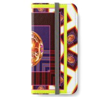 **Circle in a square** iPhone Wallet/Case/Skin