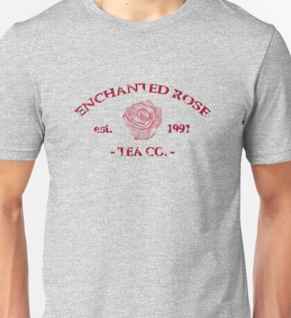 Enchanted Rose  Unisex T-Shirt