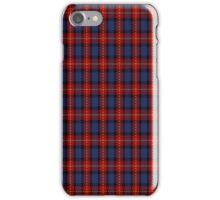 01141 Barabrith Fashion Tartan  iPhone Case/Skin