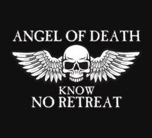 Angel of Death Know No Retreat T-Shirt