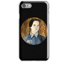 Wednesday A iPhone Case/Skin