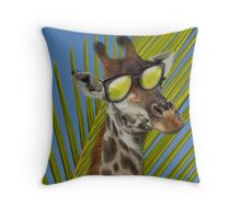 All good. Throw Pillow