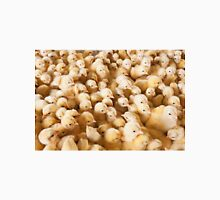 Large Group Of Baby Chicks On Chicken Farm Unisex T-Shirt