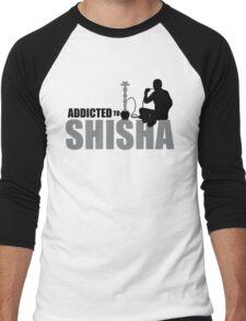 Hookah/Shisha Wearables Men's Baseball ¾ T-Shirt