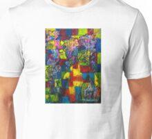 Blocks - Running Man Unisex T-Shirt