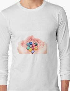 Dices Long Sleeve T-Shirt