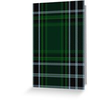 01136 Undiscovered Scotland Tartan  Greeting Card