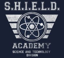 SHIELD Academy by Arinesart