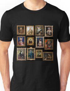 Pet Portrait Gallery Unisex T-Shirt