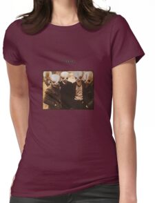 The (Cantina) Band Womens Fitted T-Shirt