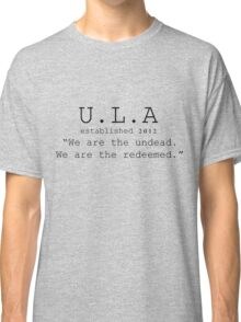 BBC In The Flesh ULA Tee Classic T-Shirt