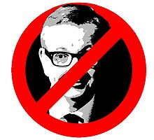 Anti Michael Gove - Anti Gove Photographic Print