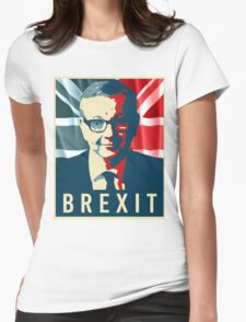 Michael Gove Brexit Womens Fitted T-Shirt