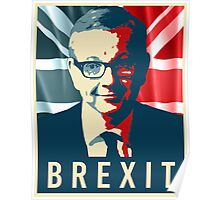 Michael Gove Brexit Poster