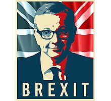 Michael Gove Brexit Photographic Print