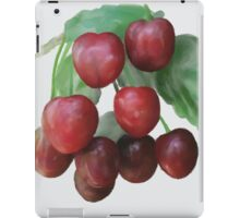 Sour Cherry  iPad Case/Skin